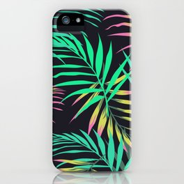 Summer Bliss Leaves  iPhone Case