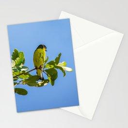 Yellow Bird - II Stationery Cards