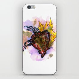 BRUISE iPhone Skin