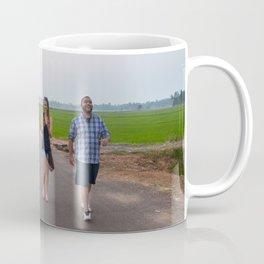 walking in kerala Coffee Mug