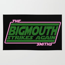 Bigmouth Strikes Again Rug