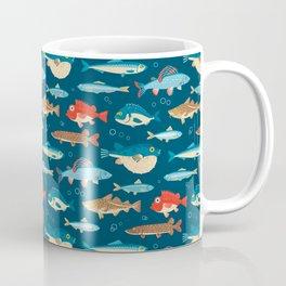 Fishing time! Coffee Mug