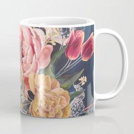 Peony bouquet Coffee Mug