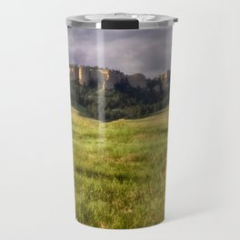Horse in the Hills Travel Mug