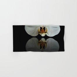 White Reflection Hand & Bath Towel