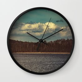 If I Could Stay Forever Wall Clock