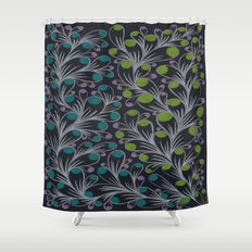 Exotic Plant Life 2 Shower Curtain