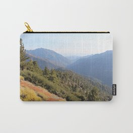 San Gabriel Mountains Carry-All Pouch