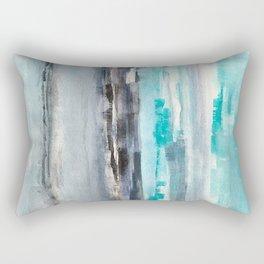 What Floating Feels Like Rectangular Pillow