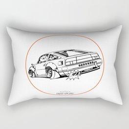 Crazy Car Art 0206 Rectangular Pillow