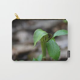Michigan Wild Plant Carry-All Pouch