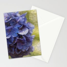 Pebbled Petals Stationery Cards