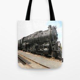 Steam Locomotive Number 5021 Sacramento Tote Bag