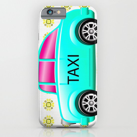 TAXI iPhone & iPod Case