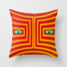 Chipcardepetl Throw Pillow