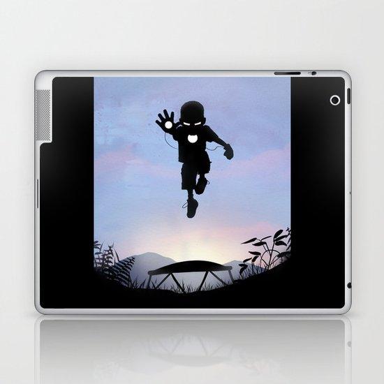 Iron Kid Laptop & iPad Skin