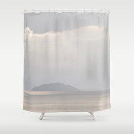 Isla Desecheo Shower Curtain