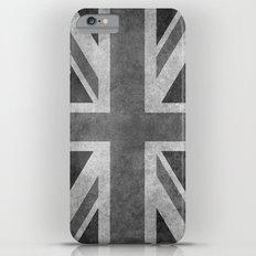 Union Jack Vintage retro style B&W 3:5 Slim Case iPhone 6 Plus
