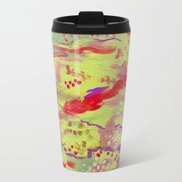 Mermaid's Waters Travel Mug