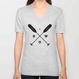Rowing x Oars Unisex V-Neck