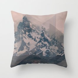Perito Moreno COL Scattered Landscapes Throw Pillow