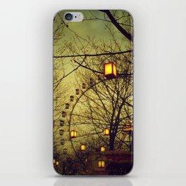 Fairy Wheel iPhone Skin