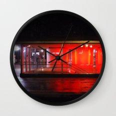 Wien Wall Clock