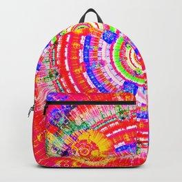 Fractal Kaleidescope Backpack