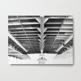 Algiers Ferry Metal Print