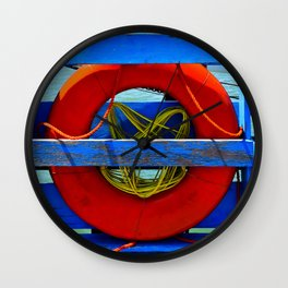 Lifering Wall Clock