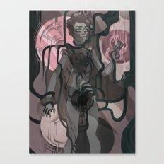 Betray Canvas Print