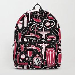 Vampire Hunter Gothic Backpack