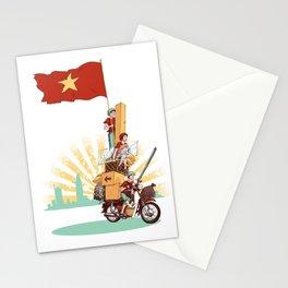 Vietnamese Transport Stationery Cards