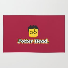 Potter Head Rug