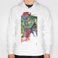 archan nair Hoodies featuring Mind Mirror by Archan Nair