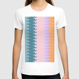 Abstract Formes T-shirt