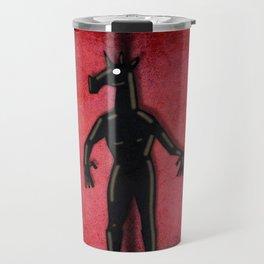 American Horror Unicorn Travel Mug