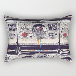 COLOR BLINDNESS Rectangular Pillow
