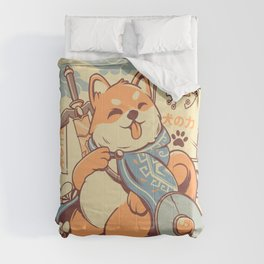 The legend of Dog Comforters