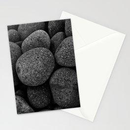 Dark Rocks Stationery Cards