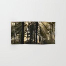 Woodland Sunrise Hand & Bath Towel