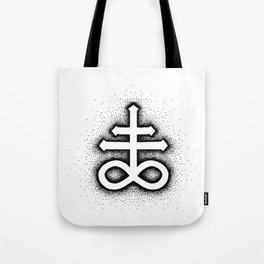 Leviathan Cross Tote Bag