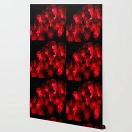 Lava Abstract Wallpaper