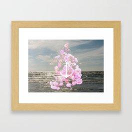 Rose of the winds Framed Art Print