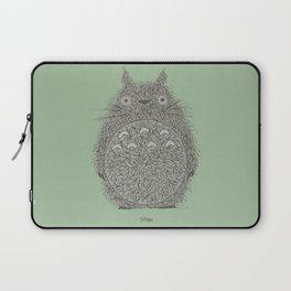 Green Totoro Laptop Sleeve