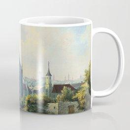Mariahilfkirche 1839 Coffee Mug