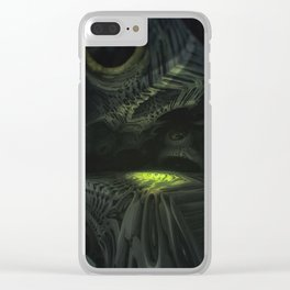 Final Destination Clear iPhone Case