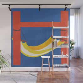H is for Hammock Wall Mural