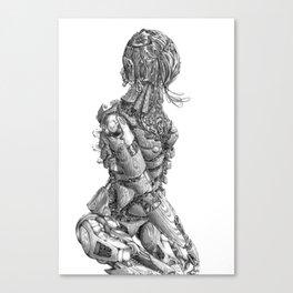 Automa I Canvas Print