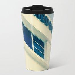 Art Deco Miami Beach #29 Travel Mug